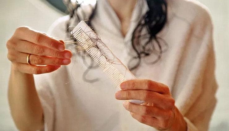 درمان ریزش مو در دوران شیردهی