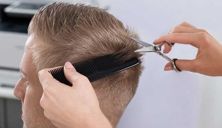 زمان شامپو زدن و اصلاح مو بعد از کاشت مو