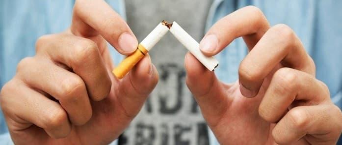 برای کاشن مو سیگار کشیدن را متوقف کنید