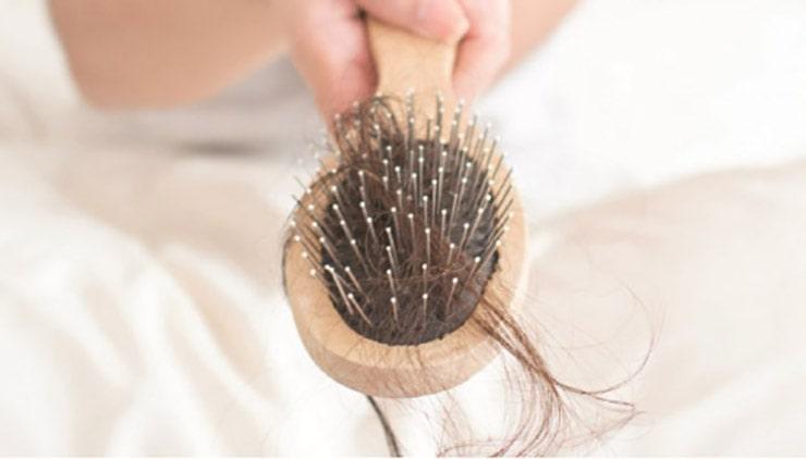 علت ریزش مو در دوران شیردهی